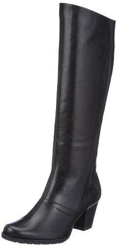Marco Tozzi 2-2-25539-29 Damen Klassische Stiefel Schwarz (black antic 002)