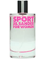 Jil Sander Sport For Women, femme/woman, Eau de Toilette, 1er Pack (1 x 100 ml)