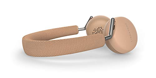 Libratone LP0030000EU5004 Q Adapt drahtloser Active Noice Cancelling On-Ear Kopfhörer (Bluetooth, 4-stufiges ANC, Touchbedienung) elegant nude - 4
