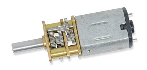 Mini DC 6V 30RPM Micro Getriebe Motor für Arduino Raspberry Pi Prototyping -