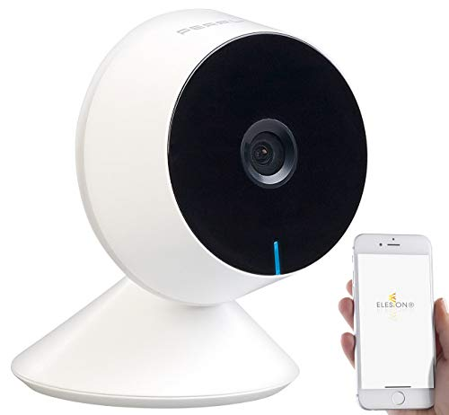 7links IP Camera: HD-IP-Überwachungskamera mit WLAN & IR-Nachtsi...