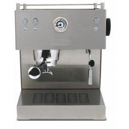 ASCASO 601122 steel uno pulido cafetera eléctrica