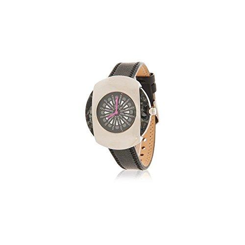 Custo Watches Reloj analogico para Mujer de Cuarzo con Correa en Piel CU023602