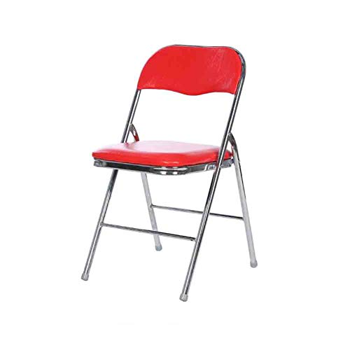 Möbelsets-LX Klappstuhl, Rückenbeschichtung für zu Hause, Computerstuhl, Business Office Training, Lehrstuhl, Tragbarer Outdoor-Stuhl