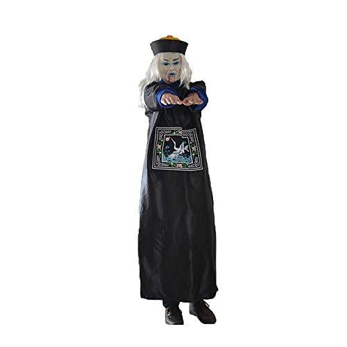 Kostüm Männlich Dämon - Halloween Kostüm Männlicher Erwachsener Cos Horror Zombie Kostüm