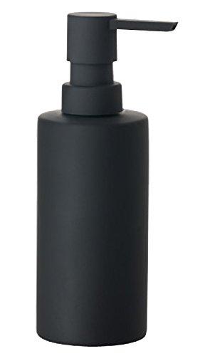 Produktbild Zone Denmark - Seifenspender - Flüssigseifenspender - Solo - Porzellan - schwarz