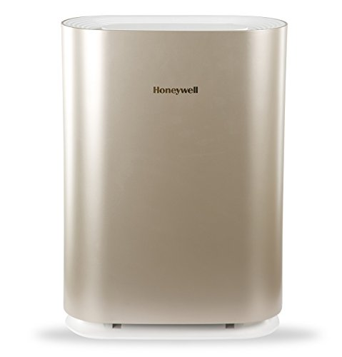 Honeywell Air Touch HAC35M1101G Air Purifier (Champagne Gold)