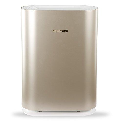 Honeywell Air Touch Hac35m1101g Air Purifier (champagne Gold)