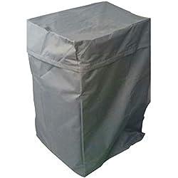 KXBYMX Protection contre le soleil housse de protection parapluie sofa table a manger et chaise housse de protection pluie jardin couverture swing couvert de meubles de jardin Bâche imperméable de hau