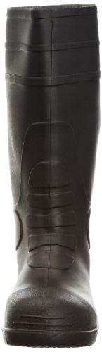Dickies Sicherheitsgummistiefel Super Safety Wellie S5 schwarz 47 BK 12, FW13105 Schwarz (Black)