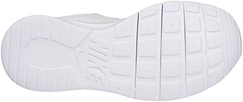 Nike Tanjun, Chaussures de Running Compétition Fille Blanc (Weiß)
