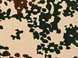 Camouflage Stoff Meterware Tarnstoff Dessin 5 robuster Baumwollstoff