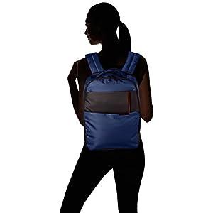"31qaqPgAowL. SS300  - Samsonite Qibyte Laptop Backpack 15.6"" Mochila Tipo Casual, 21.5 litros, Color Antracita"