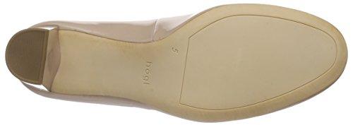 Högl 1- 10 5004, Chaussures à talons - Avant du pieds couvert femme Beige - Beige (1800)