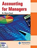 Accounting for Managers (Biztantra)