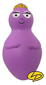 Leblon Delienne BARAS009VI Barbanostress - Figura antiestrés, Color Violeta