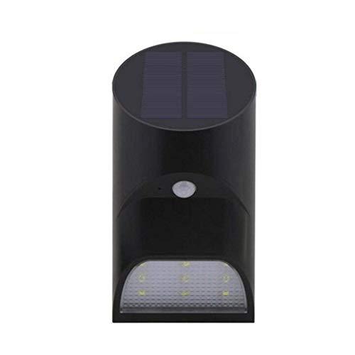 Lámpara solar 18LED 1w Lámpara de tubo de bambú Lámpara de pared...