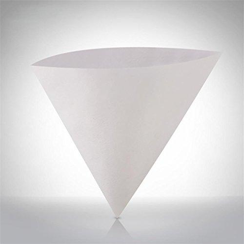 XL-4-Café américain de goutte à goutte pot v-café filtre à café en papier coupe papiers filtres