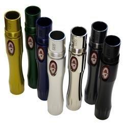 Custom Produkte Barrel zurückknöpfe Autococker Gewinde rot–poliert .685* * von Custom Products