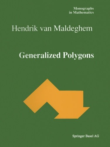 Generalized Polygons (Monographs in Mathematics) by Hendrik van Maldeghem (2014-03-14)