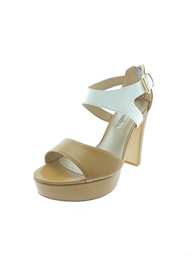 LUCIANO BARACHINI 4053 C Sandalo Donna Bianco/Beige