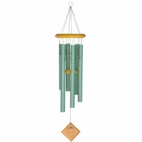 Zen Minded Woodstock Carillons - Carillons De Pluton - Vert De Gris 27\
