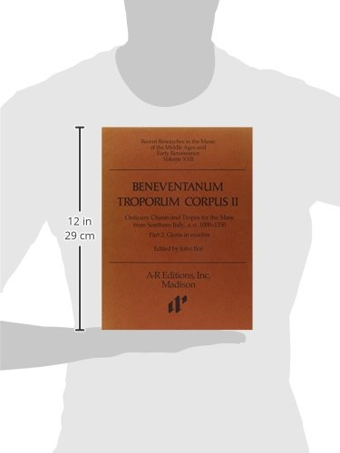 Beneventanum Troporum Corpus II: Ordinary Chants and Tropes for the Mass from Southern Italy, A.D. 1000-1250 : Preface Chants and Sanctus