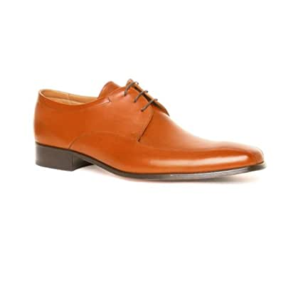 Barkers Ross Formal Traditional Shoes Tan 7