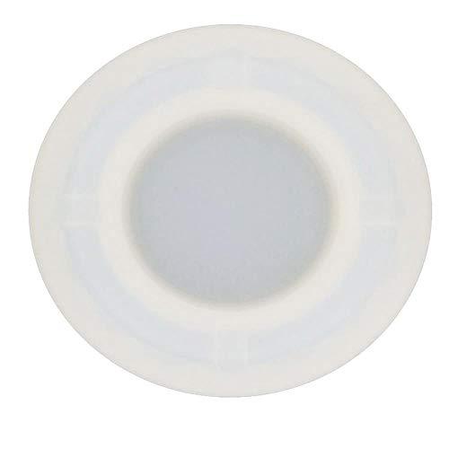 Prismatische Pack (lyward Kleine Prismatische Kristall-Epoxidkleber-Aschenbecher-Silikonform, 2Er-Pack)