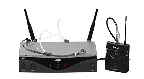 Wms Akg-sport-420 microfono wireless wms420-banda a sport