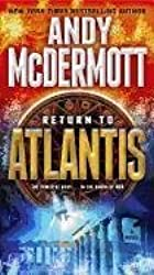 [Return to Atlantis] (By: Andy McDermott) [published: August, 2012]