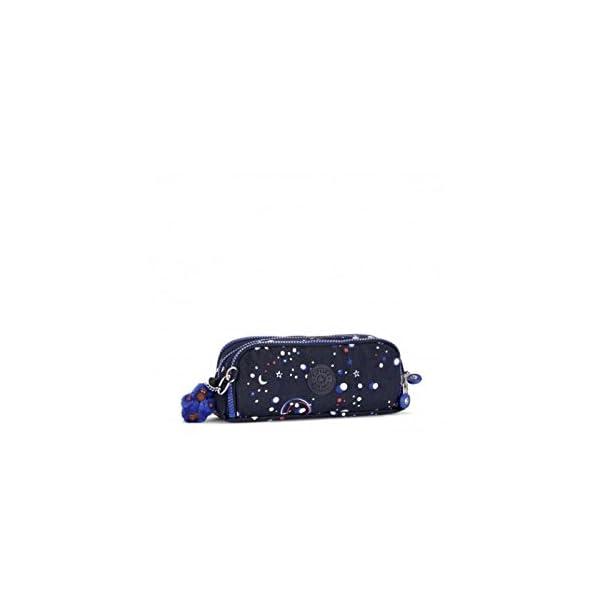 Kipling GITROY Estuches, 23 cm, 1 Liters, Azul (Deep Aqua C)