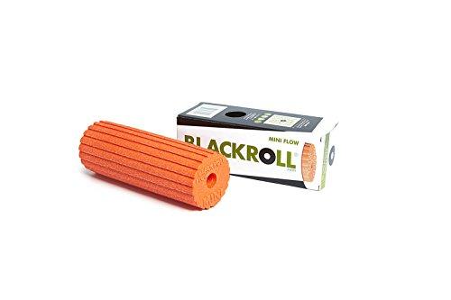 BLACKROLL  Faszienrolle Mini Flow, orange, One Size, AMBMFLOR
