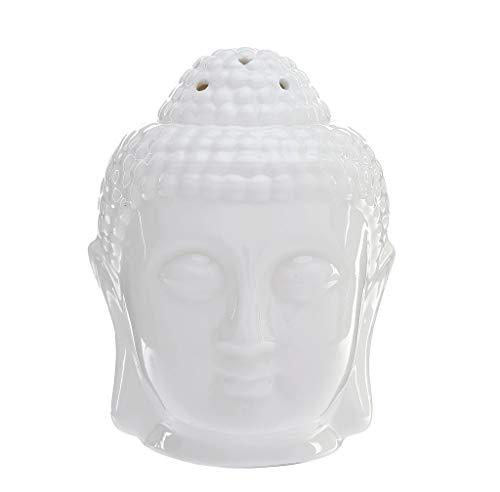 Preisvergleich Produktbild KAALIDO Keramik Lampe Buddah