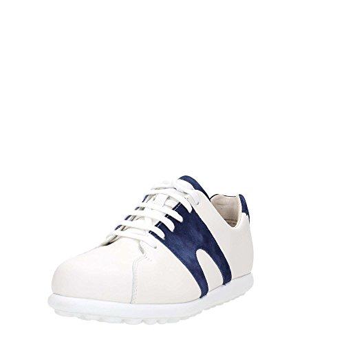 CAMPER uomo sneakers basse K100099-001 PELOTAS XL Bianco