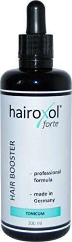 hairoXol Tonicum gegen Haarausfall - 100% Wirksam und für Frauen und Männer