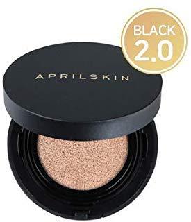 April Skin Magic Snow Eponge applicateur SPF50 +/PA +++ (15 g) (couleur # 21 Beige clair)