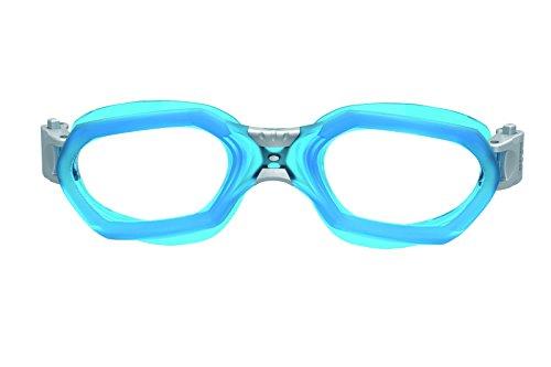Seac Aquatech Gafas Aptas para Triatlón, Unisex adulto, Silver, M/L