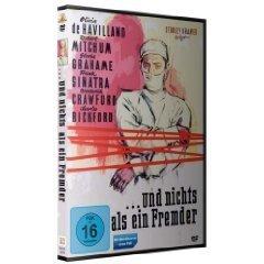 Not As A Stranger (und nichts als ein Fremder) by Olivia de Havilland