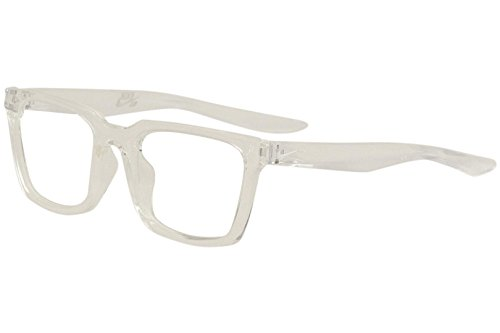 Nike Unisex-Erwachsene Brillengestelle 7111 971 50, Clear