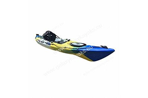 Galaxy Kayak de Pesca Alboran (Tropical)