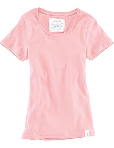 ROADSIGN australia T-Shirt Bunbury Basic Rose