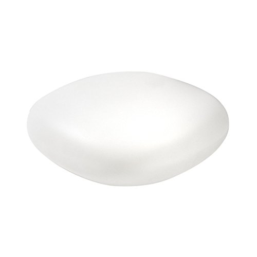 Slide Chubby Low Pouf - Table Basse Blanc Lait