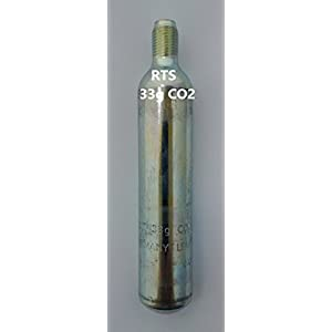 31qcGIjRmKL. SS300  - rts 33G CO2 Cylinder for Lifejackets