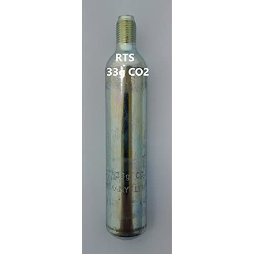 rts 33G CO2 Cylinder for Lifejackets