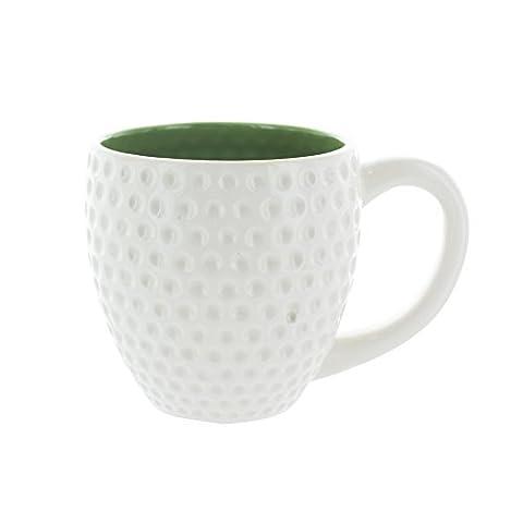Mugs Tee Time tasse, blanc