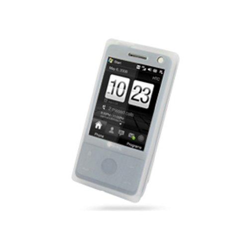 Bluetrade Silikontasche weiß für HTC Touch Pro T7272