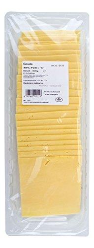 Hümmlinger Gouda, 500 g (Käse, Schnittkäse, Cheese)