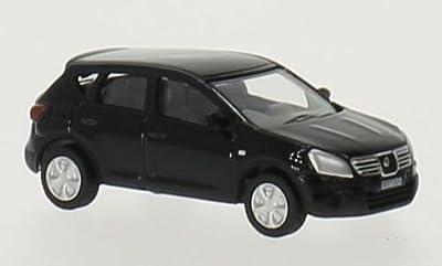 Nissan Qashqai, schwarz, RHD, 0, Modellauto, Fertigmodell, Oxford 1:76 von Oxford