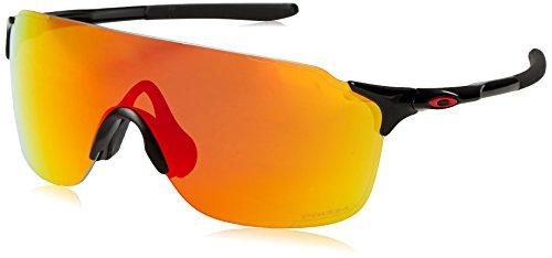 Oakley Herren Evzero Stride 938609 Sonnenbrille, Schwarz (Negro), 1